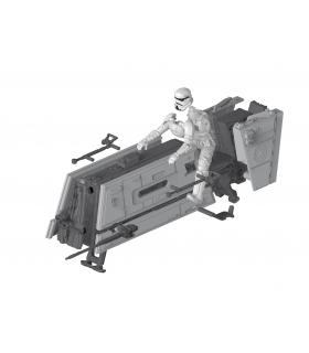 Imperial Patrol Speeder, Build & Play
