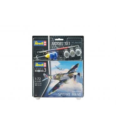 Supermarine Spitfire Mk.Vb, Model Set