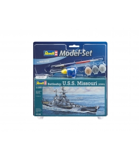Battleship U.S.S. Missouri (WWII), Model Set