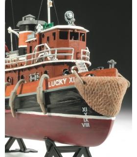 Harbour Tug Boat, Model Set