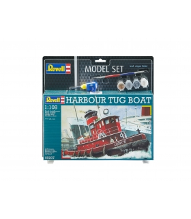 Harbour Tug Boat, Model Set