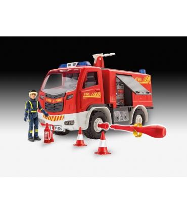 Masina de Pompieri & Figurina