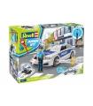 Masina de Politie & Figurina