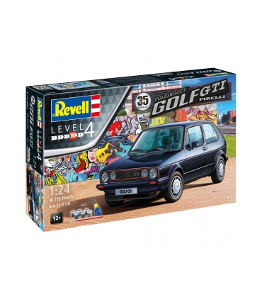 35 Years Volkswagen Golf GTI Pirelli, Gift Set