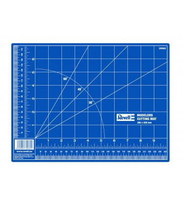 Plansa Gradata, 305 x 228 mm