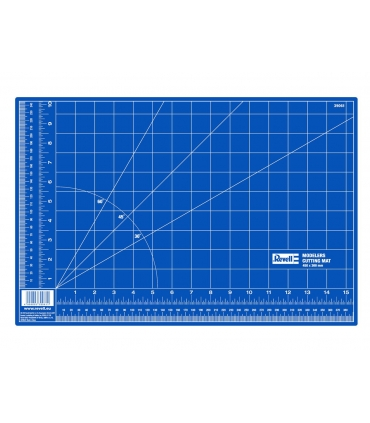 Plansa gradata Revell, 450 x 300 mm