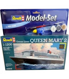 Queen Mary 2, Model Set