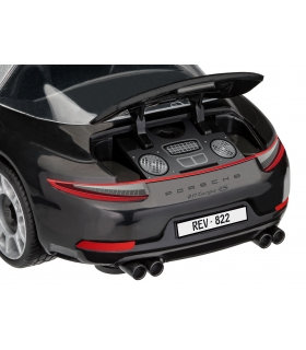 Porsche 911 Targa 4S, Junior Kit