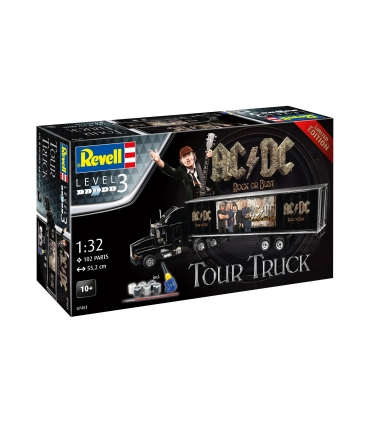 Truck & Trailer 'AC/DC' Limited Edition