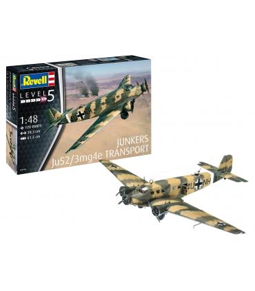 Junkers Ju52/3m Transport