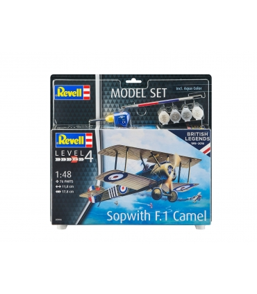 100 Years RAF: Sopwith Camel, Model Set
