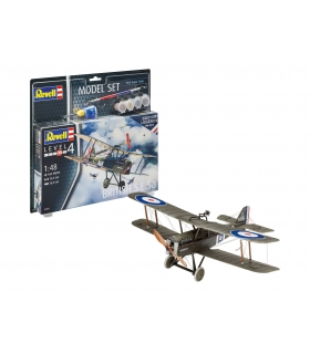 British Legends: British S.E.5a, Model Set