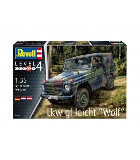 Lkw gl leicht 'Wolf'