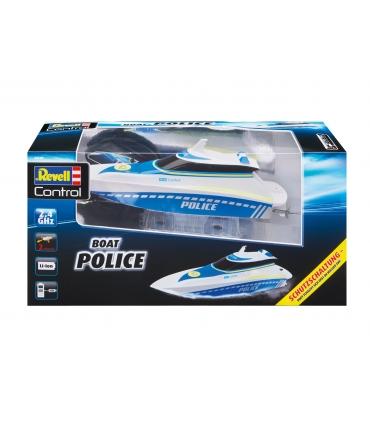 RC Boat 'Police'