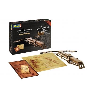 Leonardo da Vinci: Giant Crossbow