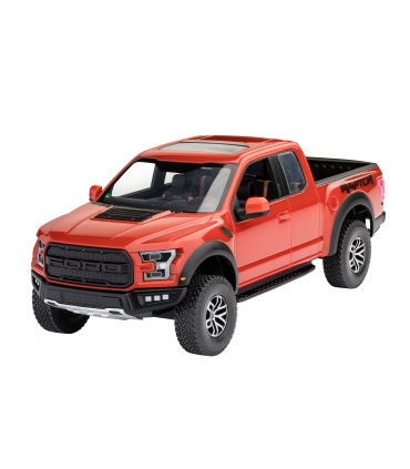 2017 Ford F-150 Raptor easy-click