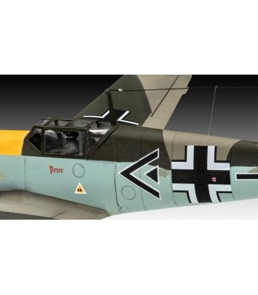 Messerschmitt Bf109 F-2, Model Set
