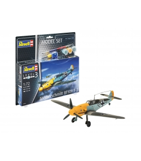 Messerschmitt Bf109 F-2, Model Set