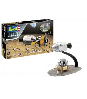 Apollo 11 Columbia & Eagle, Model Set