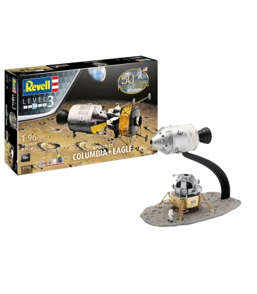Apollo 11 Columbia & Eagle, Model Set