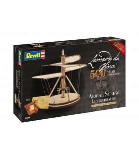 Leonardo da Vinci: Aerial Screw