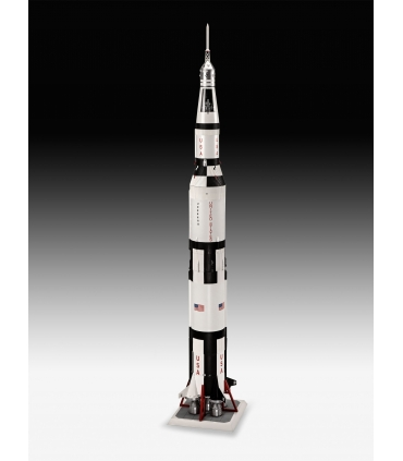 Apollo 11 Saturn V Rocket, Model Set