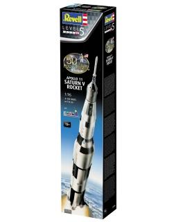 Apollo 11 Saturn V Rocket, Model Set