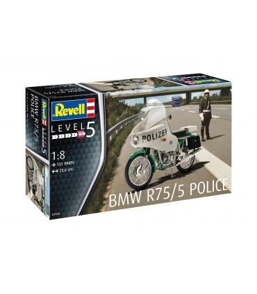 BMW R75/5 Police