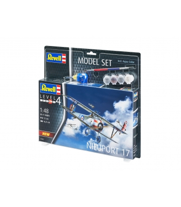 Nieuport 17, Model Set