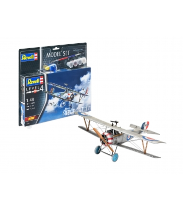 Nieuport 17, Model Set