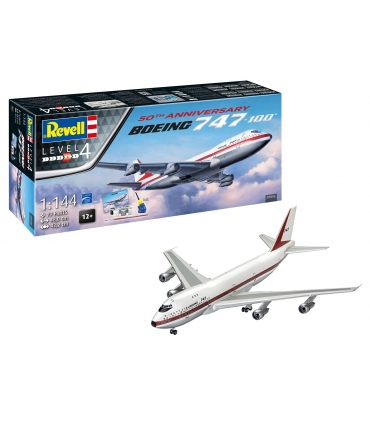 Boeing 747-100, 50th Anniversary, Gift Set