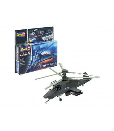 Kamov Ka-58 Stealth, Model Set