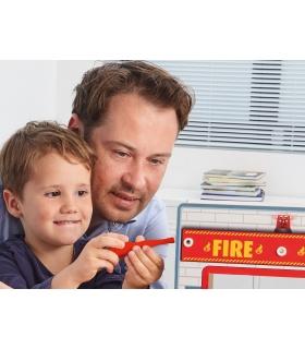 Statie de Pompieri & Masina