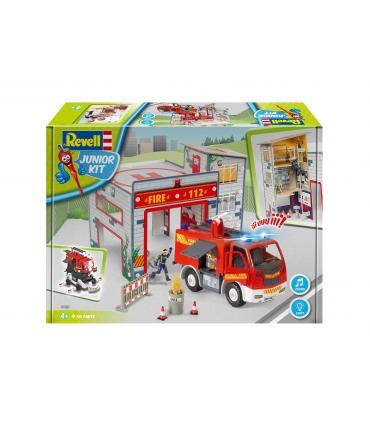 Masina & Statie de Pompieri