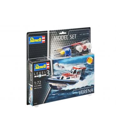 Search & Rescue Daughter-Boat VERENA, Model Set
