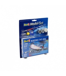Boeing 747-200, Model Set