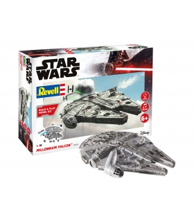 Millennium Falcon, Build & Play