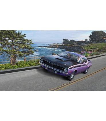 1970 Plymouth AAR Cuda, Model Set