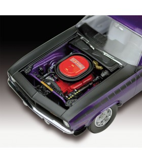 1970 Plymouth AAR Cuda, Model Set