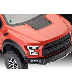 2017 Ford F-150 Raptor, Model Set