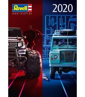 Revell Catalog 2020 (DE, GB)