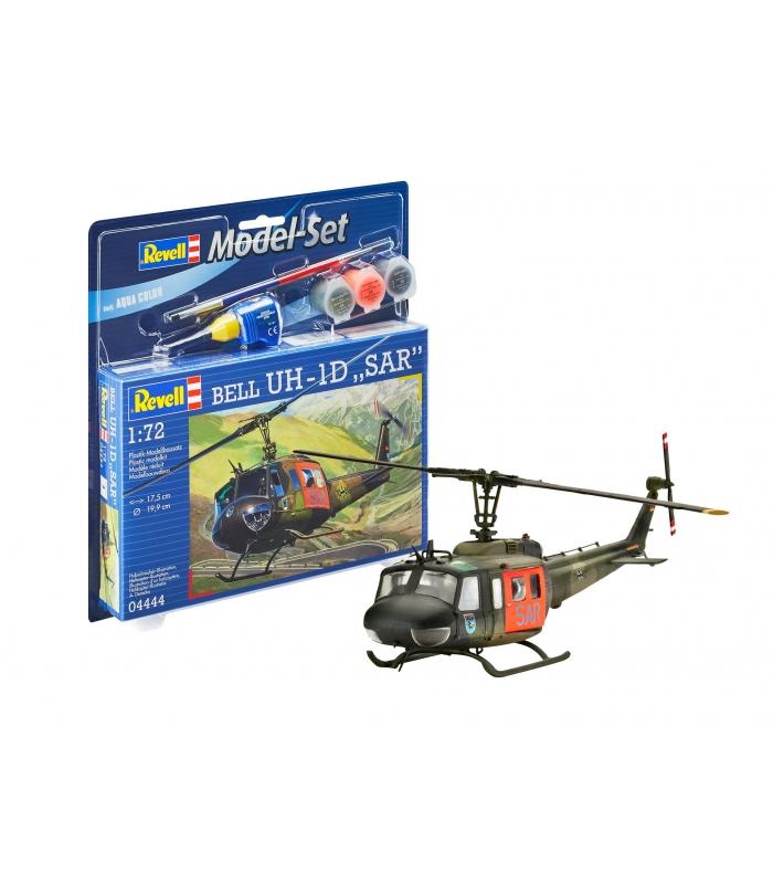Bell UH-1D 'SAR', Model Set