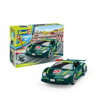 Masina De Curse Verde, Junior Kit